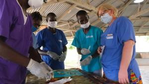 Dank Ebola für Corona gewappnet