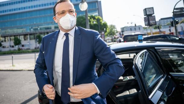 Worum geht es im Masken-Streit?