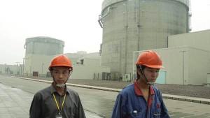 Peking zwischen Atom und Kohle