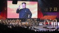 Nordkorea lässt Besatzung wieder frei
