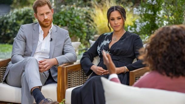 Harry und Meghans TV-Auftritt mit Sprengkraft