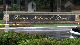 G7-Gipfel im eigenen Golfhotel