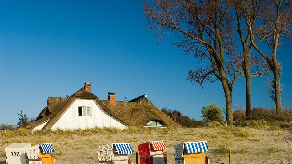 Nicht nur an Nord- und Ostseeküste lassen sich Ferienhäuser gut vermieten.