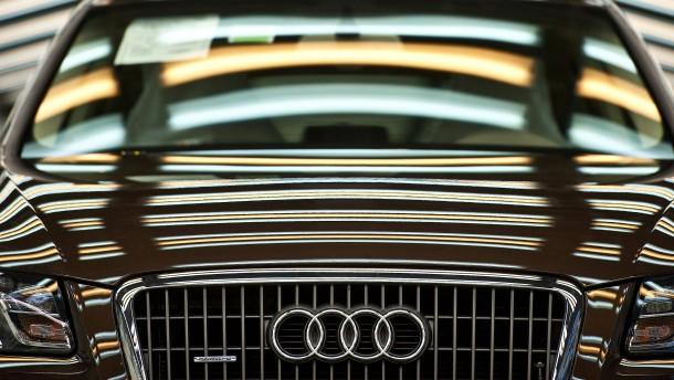 Audi haftet für VW-Dieselmotor