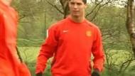 Ronaldo will mit Manchester ins Finale