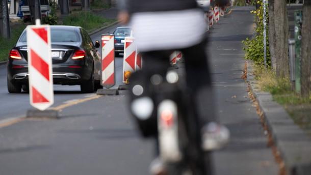 Gericht: Pop-up-Radwege in Berlin dürfen vorerst bleiben