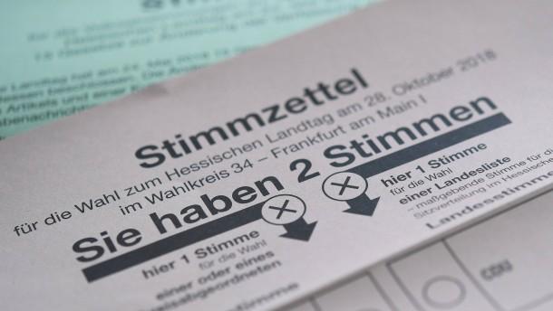 AfD mobilisiert Hessens Wähler