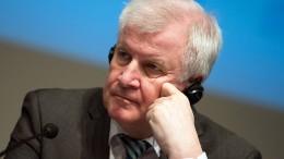 Innenministerium: Seehofer nahm keinen Einfluss auf Abschiebung