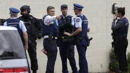 49 Menschen sterben bei Terroranschlag