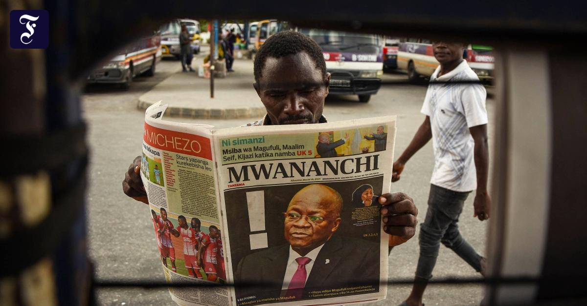 Tod von John Magufuli: Ein Autokrat und hartnäckiger Corona-Leugner