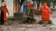 Schwere Überschwemmungen in Mexiko