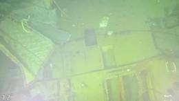 Altes U-Boot vor Bali gefunden