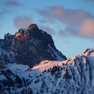 Schön, aber auch gefährlich: die Alpen (Symbolbild)