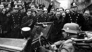 Die Deutschen kommen: Am 15. März 1939 herrschte in Prag Entsetzen.