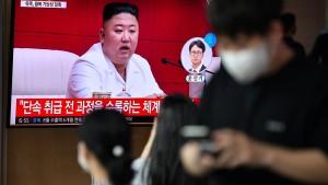 Kim Jong-un entschuldigt sich für erschossenen Südkoreaner