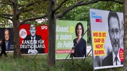Warum drei Parteien dagegen klagen, dass sie mehr Geld bekommen