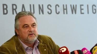 Ulf Küch, Chef der Kriminalpolizei Braunschweig