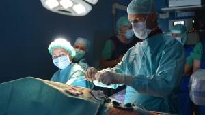 Milliardenstütze für das Gesundheitssystem