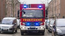 Feuer in Tiefgarage richtet sechsstelligen Schaden an