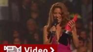 Shakira und Robbie bei Latin-MTV-Awards