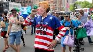 Steckt hinter Donald Trump die Wirtschaftspolitik von Ronald Reagan?