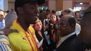 Berlin feiert Bolt
