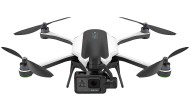 Die neue Drohne Karma von GoPro mit der gleichfalls neuen Kamera Hero5 Black (zusammen 1200 Euro).