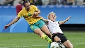DFB-Frauen retten ein Remis