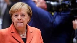 Merkel hofft auf starkes Signal