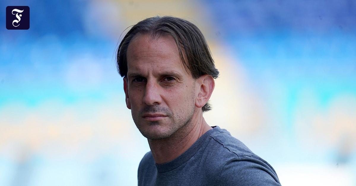 SV Wehen Wiesbaden: Trainer Rehm sieht Konkurrenz erstarken