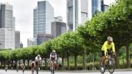 Kopf-an-Kopfrennen: Kann sich Frankfurt gegenüber Dublin, Luxemburg und München durchsetzen?