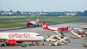 Keine Einigung über Restflotte von Air Berlin