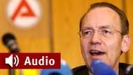 """""""Nicht mehr so optimistisch"""": Arbeitsamt-Chef Gerster im F.A.Z. Business-Radio"""