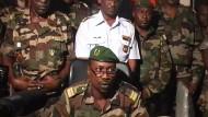 Militär putscht gegen Präsidenten