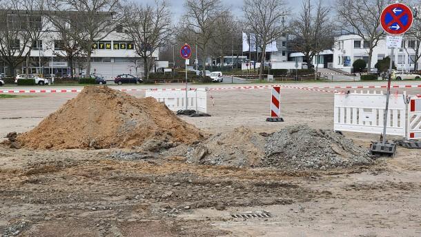 Bombenfund im Norden Darmstadts