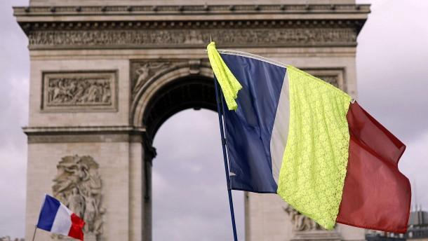 So denken die Franzosen über ihr Land