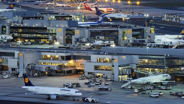 Airline-Vereinigung will Entlastung von deutschen Flughäfen