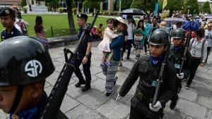 """""""Wir haben in Thailand keinen Terrorismus"""""""
