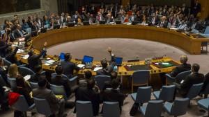 Irak beschwert sich bei UN-Sicherheitsrat