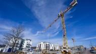 Niedriger Zins: Jetzt noch schnell ein Haus bauen oder kaufen.
