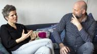 """Svenja Flaßpöhler und Florian Werner: """"Ich jedenfalls war pappsatt von der körperlichen Zuwendung der Kinder"""""""