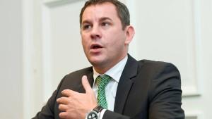 Wiesbadens Rathauschef Gerich tritt nicht mehr an