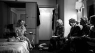 Theater intim: Das Hotelzimmer wird zur Bühne