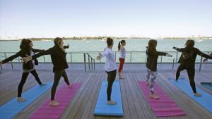 Seelenmassage mit Yoga