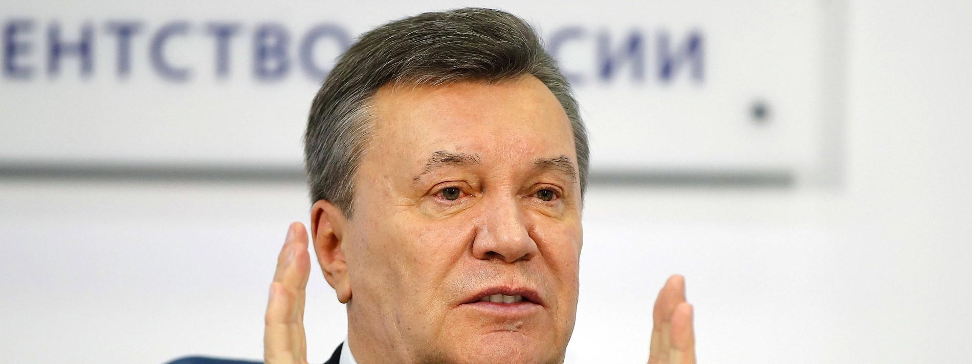 EU-Gericht erklärt Sanktionen gegen Janukowitsch für ungültig