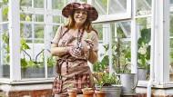 Schick im Garten: Lieblose Optik beim grünen Hobby muss nicht sein.