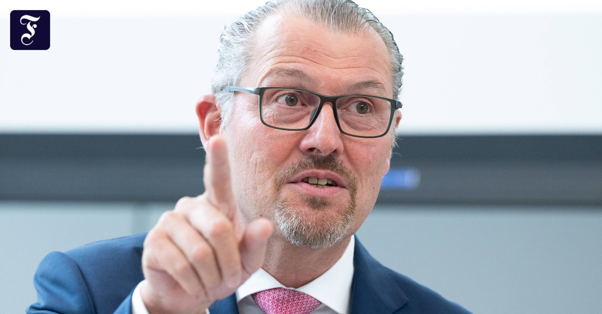 """Arbeitgeberpräsident warnt: """"Mit Linkskoalition droht Wachstums- und Wohlstandsbremse"""""""