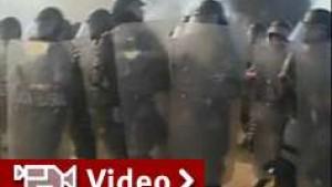 Mexikos Bundespolizei bringt Oaxaca unter Kontrolle