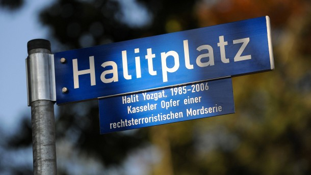 Kassels Oberbürgermeister will mit Preis an NSU-Opfer erinnern