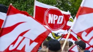 Streichung von Fraktionsgeldern für NPD ist unzulässig